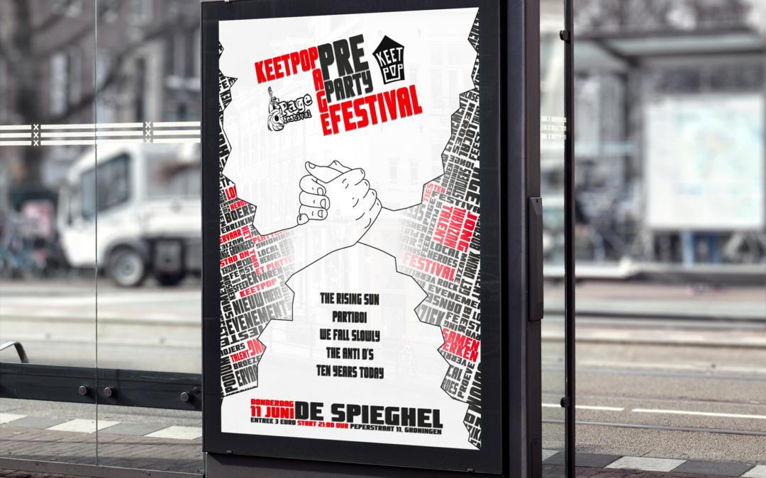 Poster Keetpop