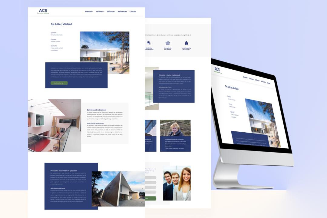 branding webdesign website groningen